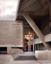 Dorfman Theatre Exterior photo by Philip Vile